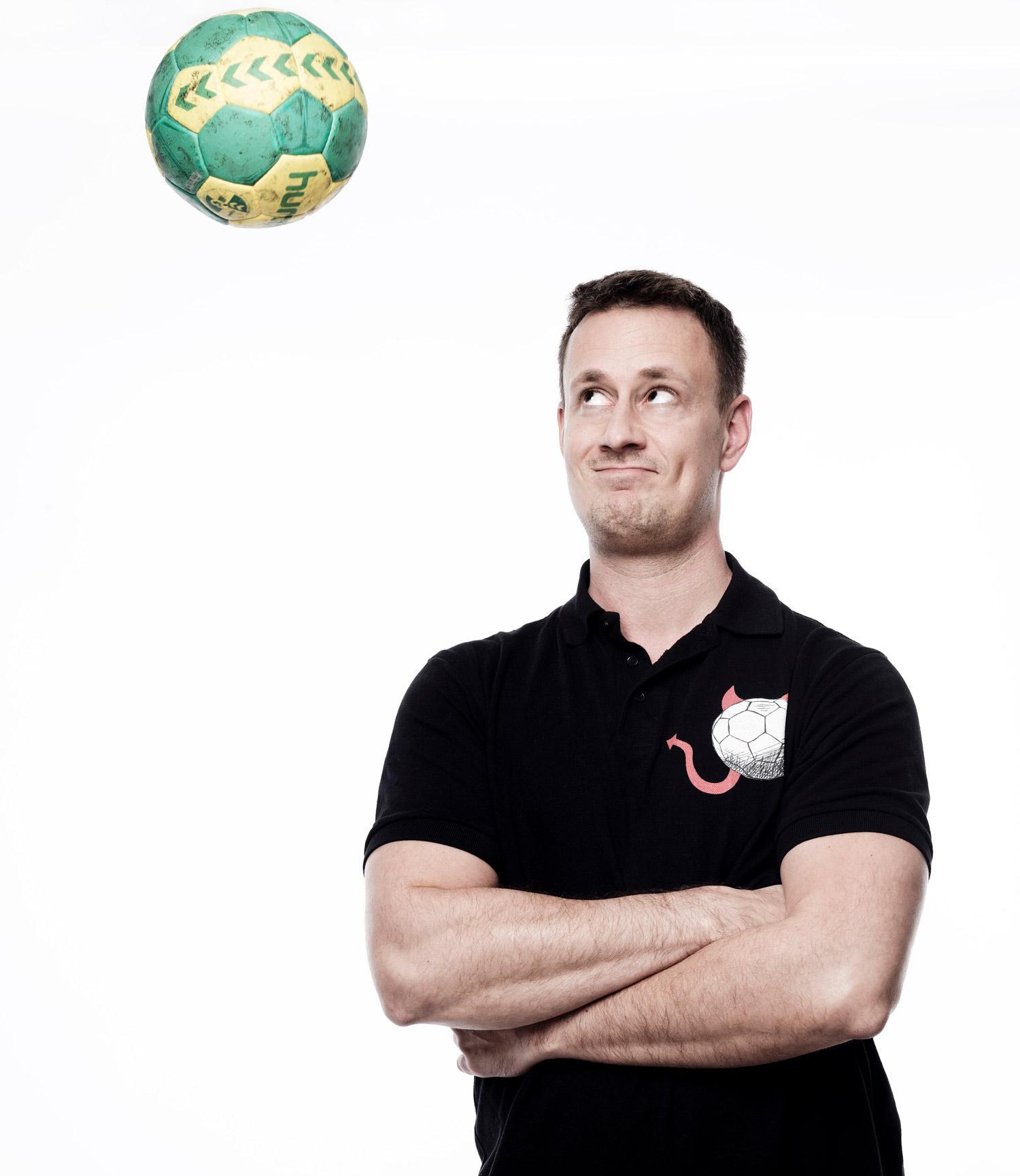 Handballhölle Bezirksliga - Gesichter Ruhr