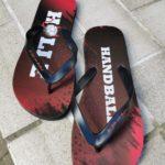 """Flip-Flops """"Aus Liebe zum Handball"""""""